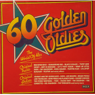 Various ‎– 60 Golden Oldies The World Of Hits