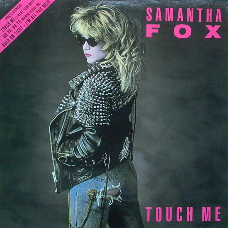 Samantha Fox – Touch Me