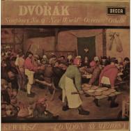 """London Symphony Orchestra, Istvan Kertesz - Dvorak - Symphony No.9 """"New World"""" / """"Othello"""" Overture"""