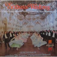 London Philharmonic Orchestra, Theodore Guschlbauer  - Johann Strauss - Strauss Waltzes