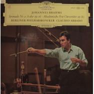 Berlin Philharmonic, Claudio Abbado - Brahms - Serenade No.2 / Academic Festival Overture Op.80