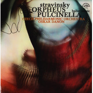 Stravinsky - Czech Philharmonic Orchestra – Orpheus / Pulcinella (Ballet Music)