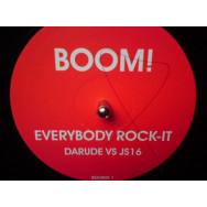 Boom! - Everybody Rock-it (Darude vs. JS16 Remix)