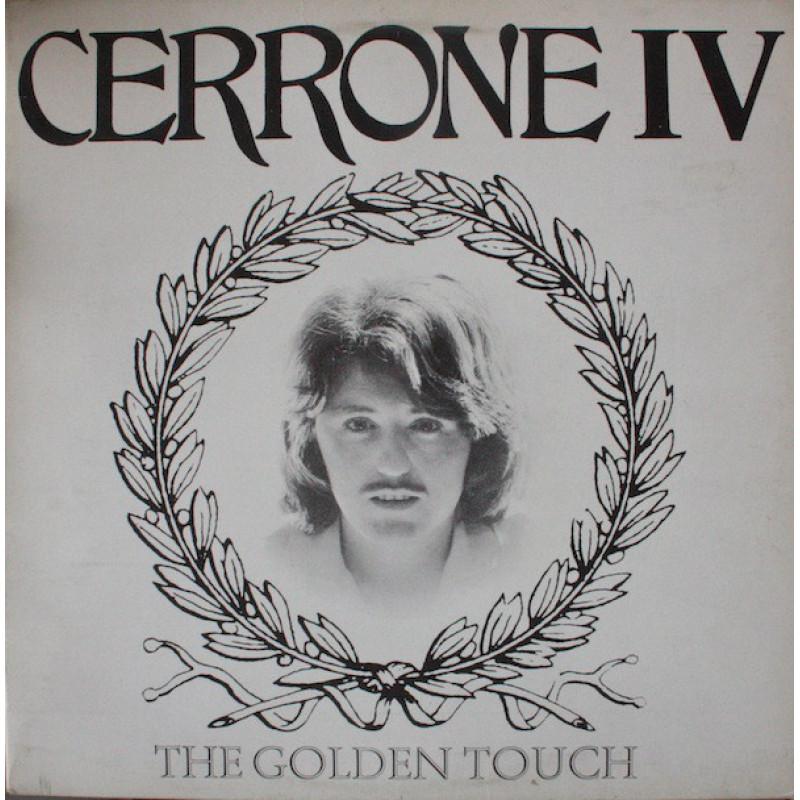 Cerrone – Cerrone IV - The Golden Touch