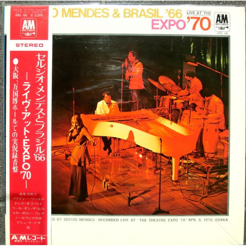Sérgio Mendes & Brasil '66 - Live At Expo'70
