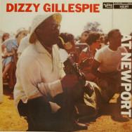 Dizzy Gillespie - At Newport