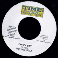Bounty Killer / Wissy Wassy - Duppy Bat / Taxi Mouth