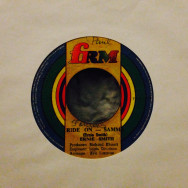 Ernie Smith Ride on - Sammy / Version