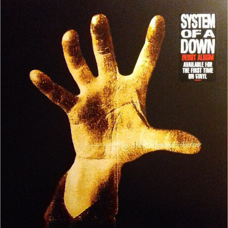 System Of A Down – System Of A Down