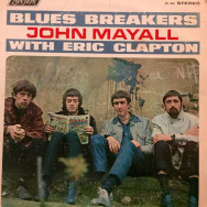 John Mayall with Eric Clapton - Blues breakers
